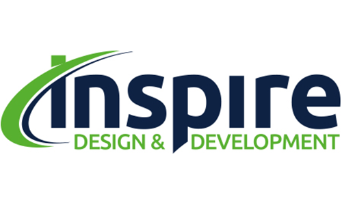 Inspire design & development logo