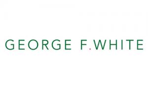 Gorge F White Logo
